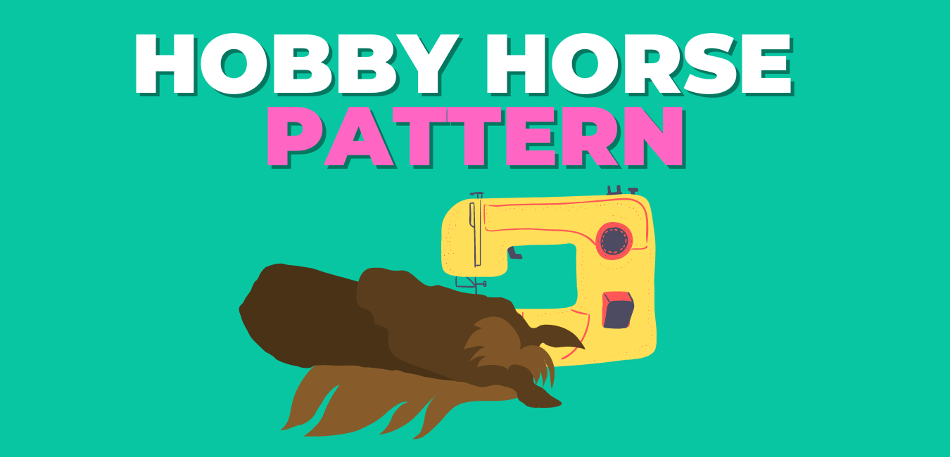 You are currently viewing #1 Printable Hobby Horse Pattern – Free Download